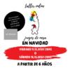 JUEGOS DE MESA EN NAVIDAD - A PARTIR DE 6 AÑOS
